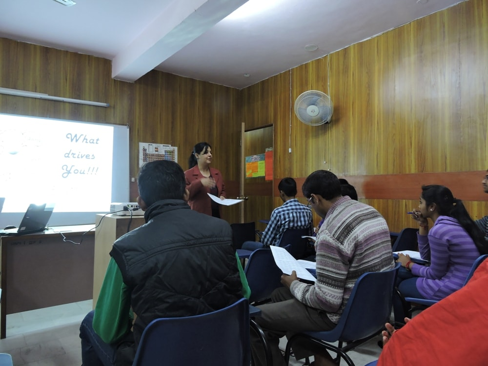 Chetna Sabharwal in a Counselling session 2