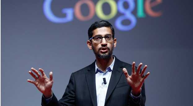 Sundar Pichai, CEO, Google Inc.