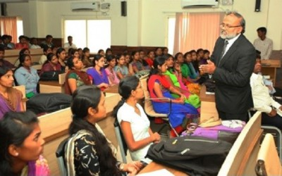 Dr. Veerender Chennoju, a renowned career counsellor and psychologist, believes that career option should be selected according to the potential of the child