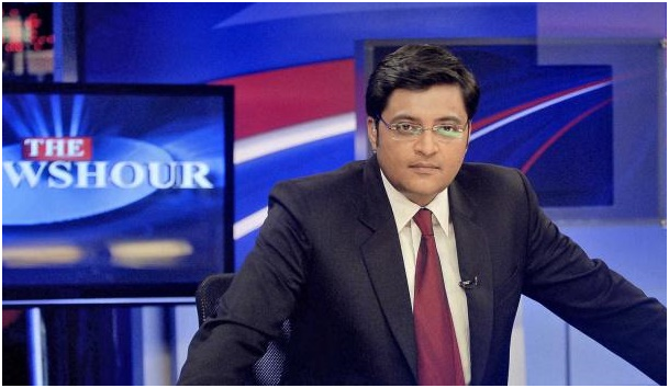 Career Story of Arnab Goswami, the Audacious Anchorman