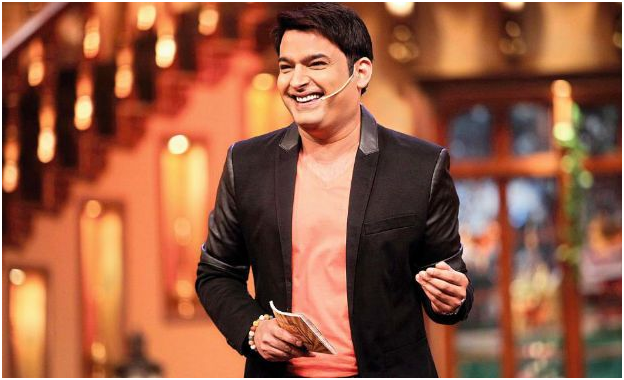 Kapil Sharma during his show 'Comedy Nights with Kapil' (2015)