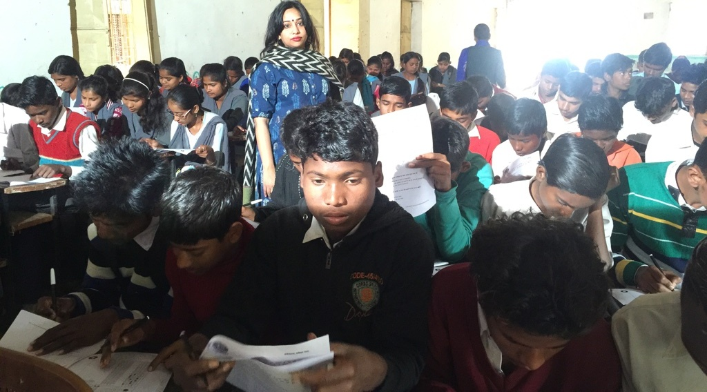 Career counselling event held by government of Jharkhand