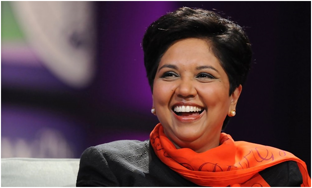 Career Story of Indra Nooyi