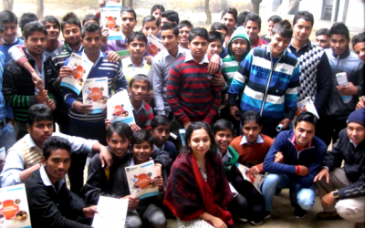Career counselling in Kasna region by Deepalaya, Asian paints and CareerGuide.com