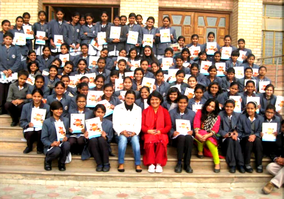STEADY program conducted by Deepalaya in association with CareerGuide.com – A big success!