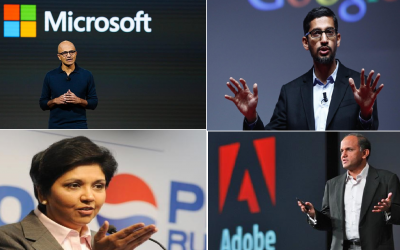 4 India-born CEOs Who Excelled with Foreign MBA