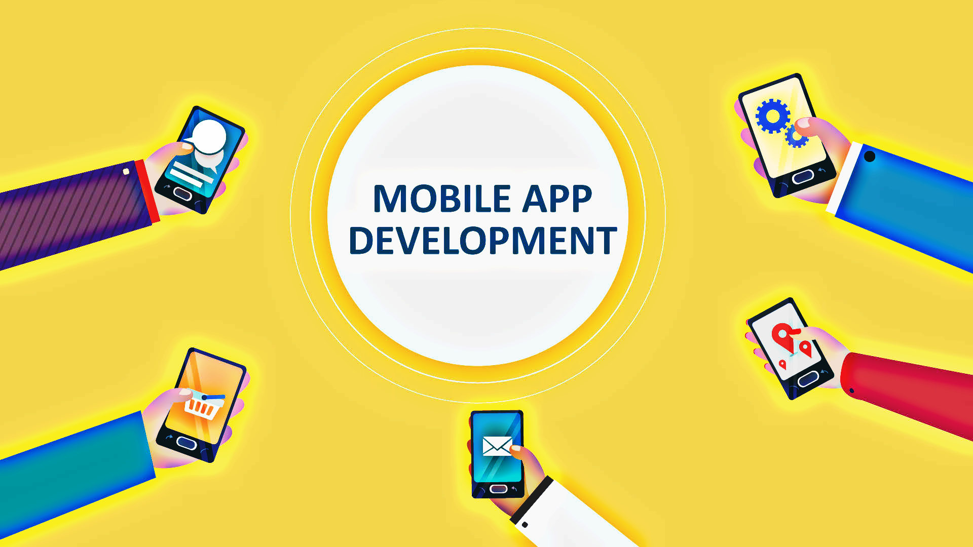 Best app developers for Your business