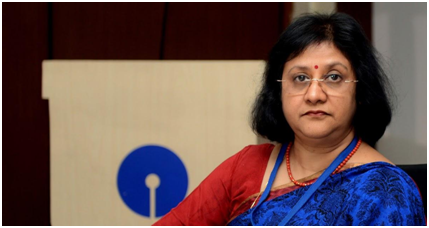 Arundhati Bhattacharya is the first women chairperson of State Bank of India.