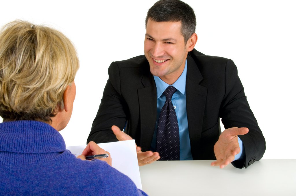 how to give job interview guide