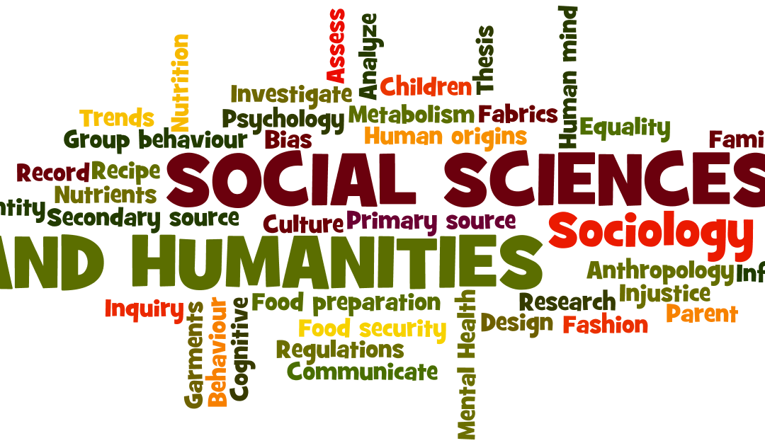 Various type of SOCIAL SCIENCES AND HUMANITIES  offered in CANADA –UG level
