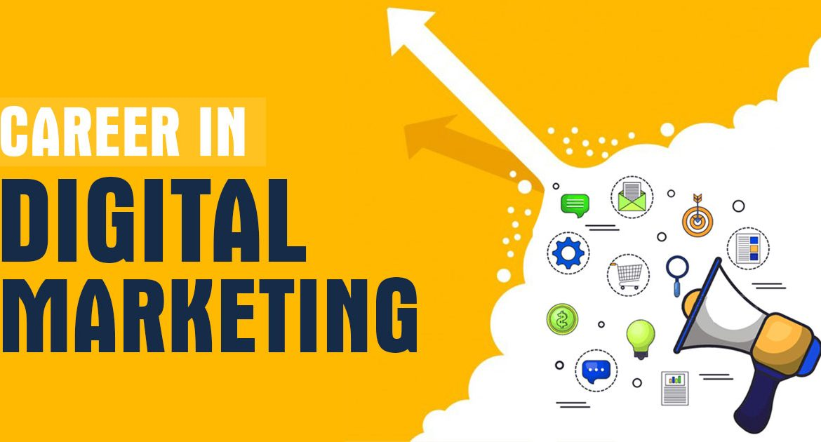 Have You Considered a Career in Digital Marketing?