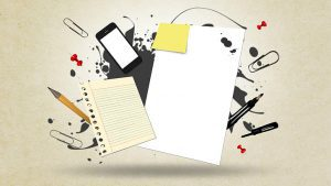 Paper Messy Notes Abstract Papers Preview
