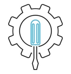 Engineering Outline Icon Vector 9355735