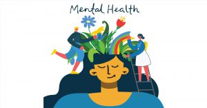 May Is Mental Health Month art therapist